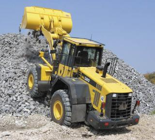 Komatsu Wheel Loaders Find Out All The Technical