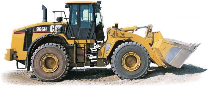 caterpillar 966 h 2006 2011 specs operator s manuals technical rh mascus com Cat D7H Cat 992K
