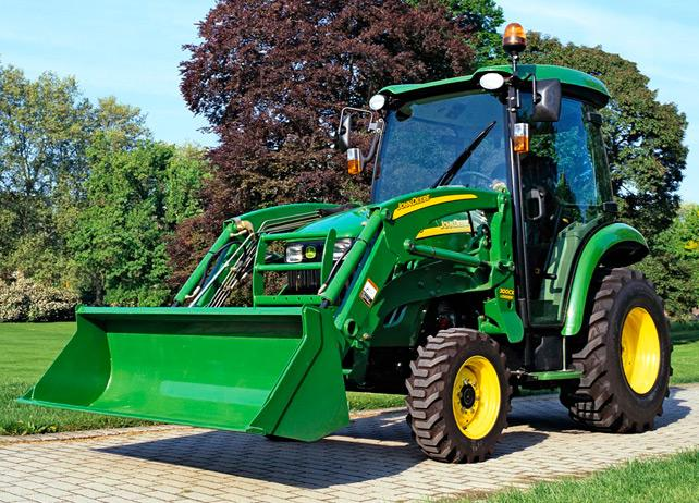 John Deere 3720 Manual : Municipal tractors read more about specifications