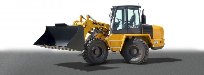 Wheel Loaders find out all the technical specifications, and