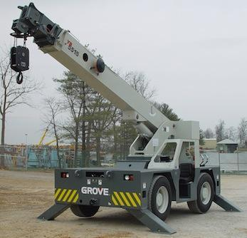 grove industrial mobile cranes find out all the technical rh mascus com Grove Carry Deck Crane TM AP308 Crane