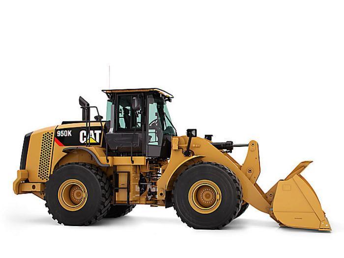 caterpillar 950 k 2012 2015 specs operator s manuals technical rh mascus com 950 Cat Loader Specifications Cat 950K Loader