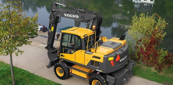 volvo wheel excavators find out all the technical specifications rh mascus com Volvo Penta 230 Parts Volvo 230 Marine Engine