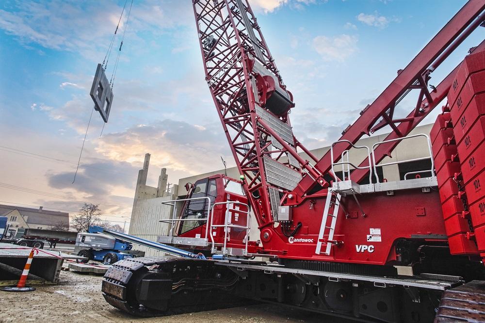 manitowoc mlc 300 2015 specs operator s manuals technical details rh mascus com manitowoc 4100 service manual Manitowoc Cranes