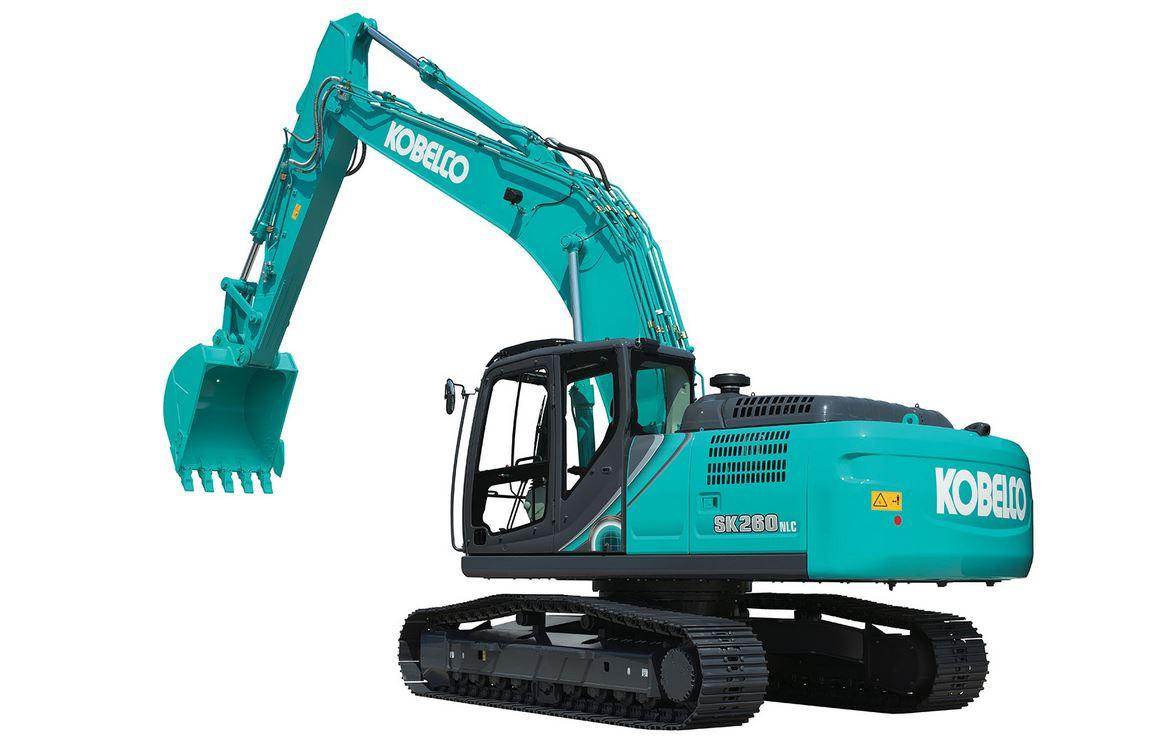 971334 - Crawler Excavators, Kobelco ...