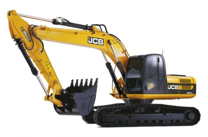 Jcb Js 240 Lc 1996-1998 Specs  Operator U0026 39 S Manuals  Technical Details