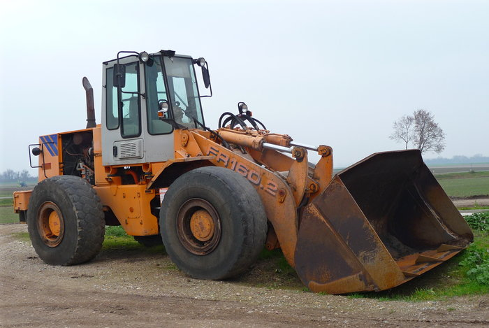 fiat hitachi fr 160 2 1996 1998 specs operator s manuals technical rh mascus com  fiat hitachi fr160 manual