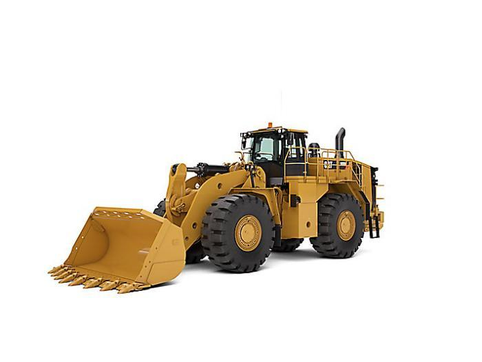 caterpillar wheel loaders find out all the technical specifications rh mascus com