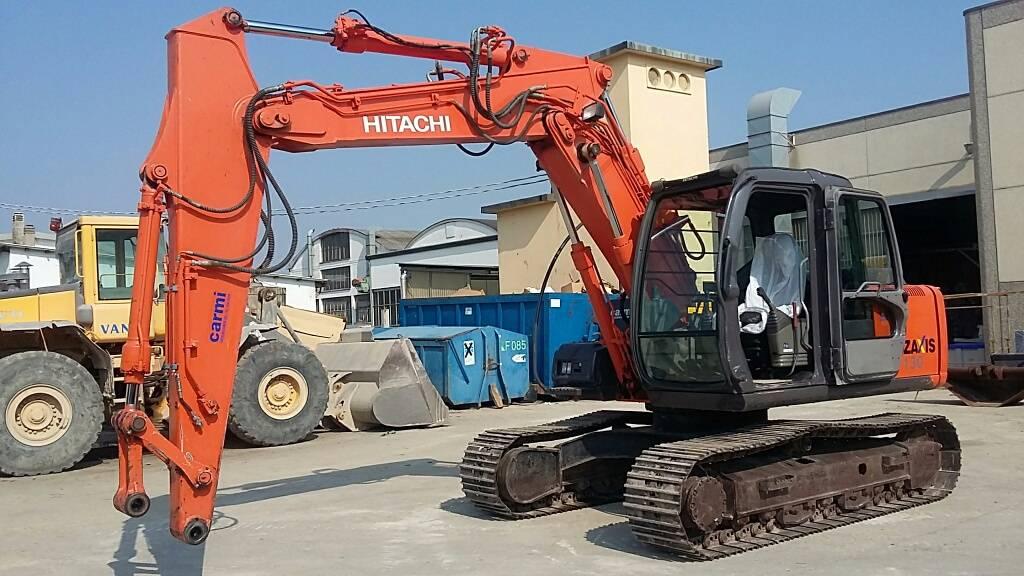 Hitachi ZAXIS 130 - Crawler excavators - Construction - Volvo Emea