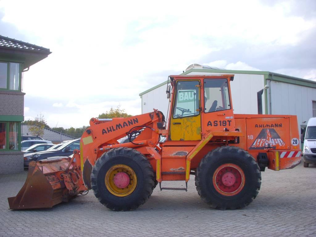 Ahlmann AS 18 T (12001191)