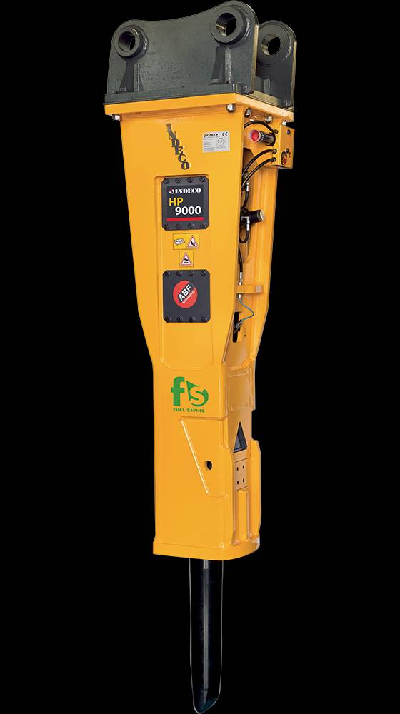 Indeco HP 9000 FS