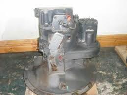 Volvo CAT Doosan Samsung Hyundai Hydraulikpumpen / pump