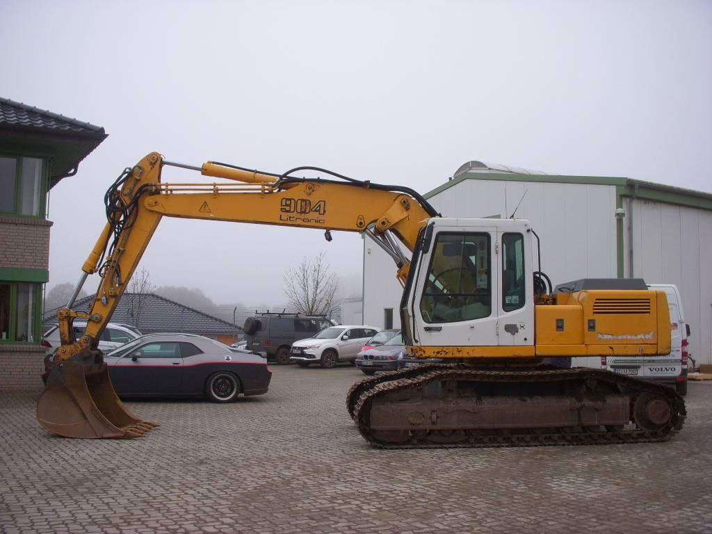 Liebherr R 904 HD S L Litronic (12001208)