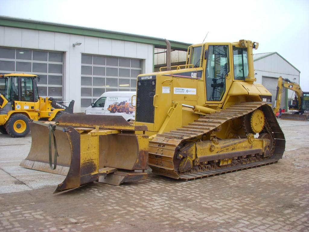 Caterpillar D 6 N LGP (12000635)