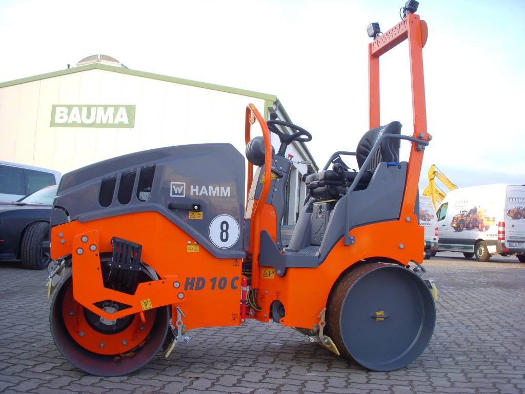 Hamm HD 10 C VV (12001070) MIETE RENTAL