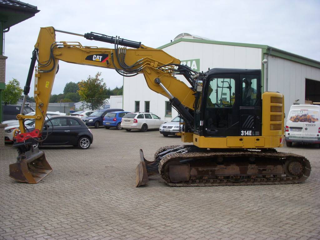 Caterpillar 314 E LCR (12001204)