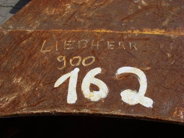 Liebherr (162) 0.80 m Tieflöffel / bucket