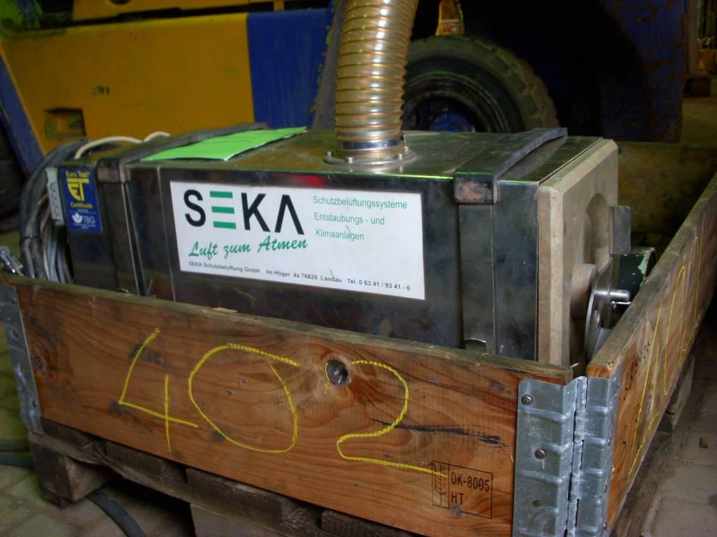 Seka (402) Schutzbelüftung SBA 80-4