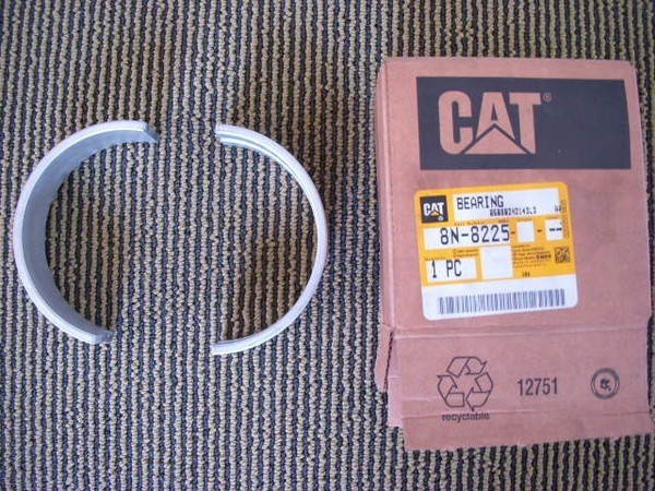 Caterpillar (126) 8N8225 Lager / main bearing