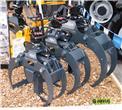 Agrosat Hardox 1500 rönkfogó darura Rotorral