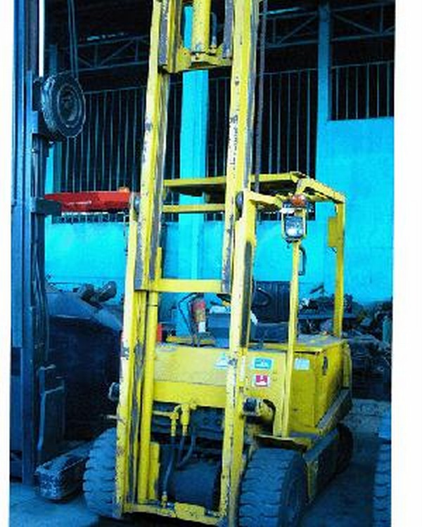 Used Komatsu Fb20ex5 Electric Forklift Trucks For Sale