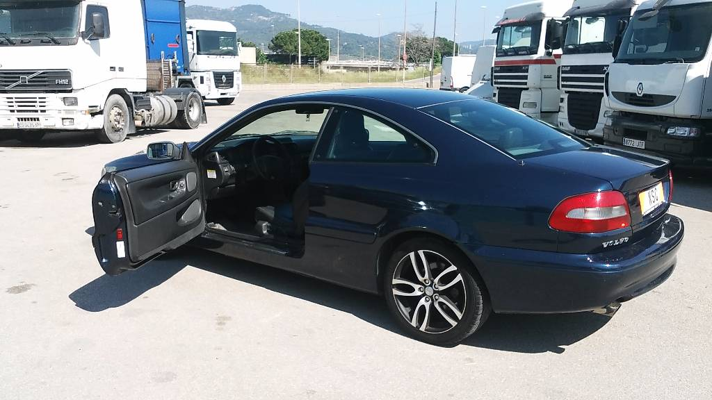 volvo c70 turismo ann e d 39 immatriculation 1999 voiture id 0155692d mascus france. Black Bedroom Furniture Sets. Home Design Ideas