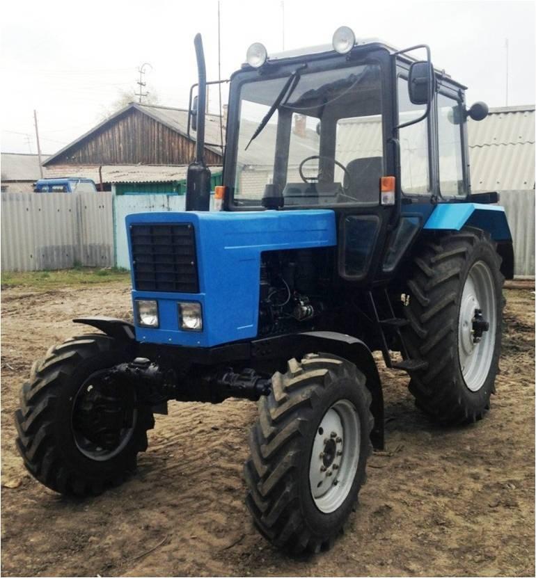 Купить трактор БЕЛАРУС у официального дилера МТЗ
