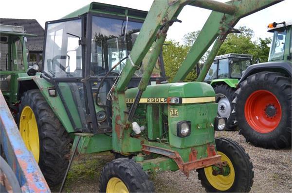 john deere 2130 ls preis gebrauchte traktoren gebraucht kaufen und verkaufen bei. Black Bedroom Furniture Sets. Home Design Ideas