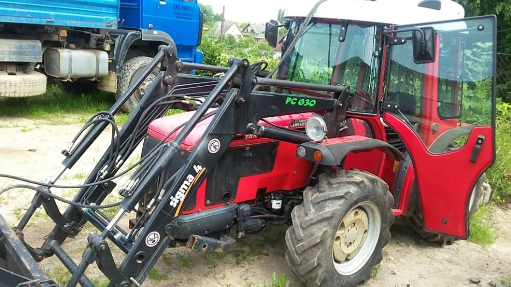 Used Tractors For Sale >> Used Antonio Carraro TRX tractors Year: 2009 Price: $34,283 for sale - Mascus USA