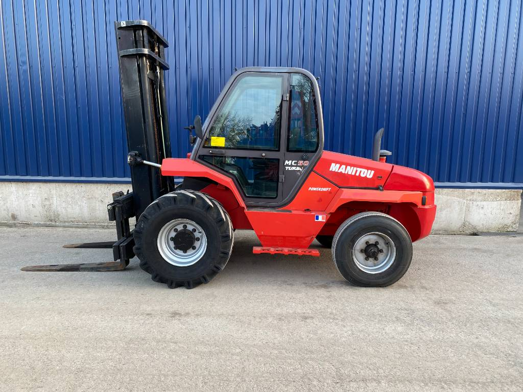 Manitou (unused) MC 50