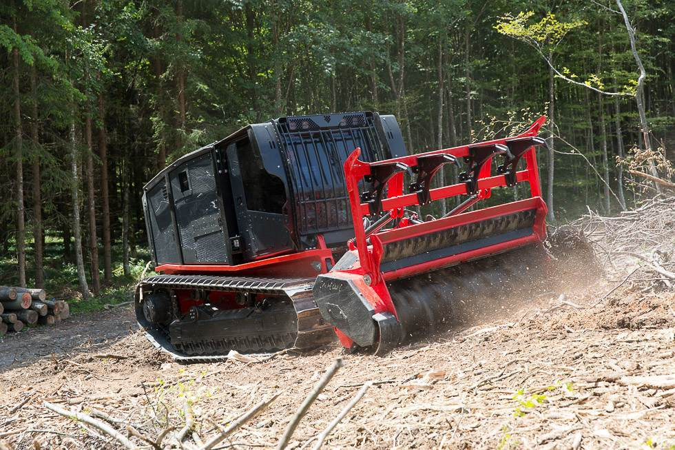 Forestry Mulcher For Sale >> Used Ahwi raptor-300 forestry mulchers for sale - Mascus USA