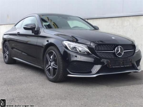 Used mercedes benz c klasse 43 amg coupe cars year 2016 for Mercedes benz c amg price