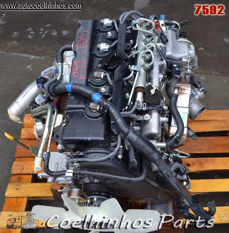 Toyota 1KD 3 0 Diesel Engines Price £2 644 Year of
