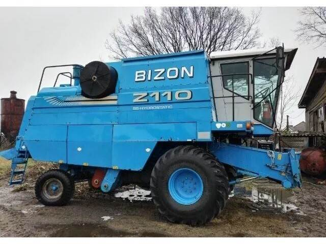 Bizon BS Z110 - Combine harvesters, Price: £20,460, Year of manufacture:  2001