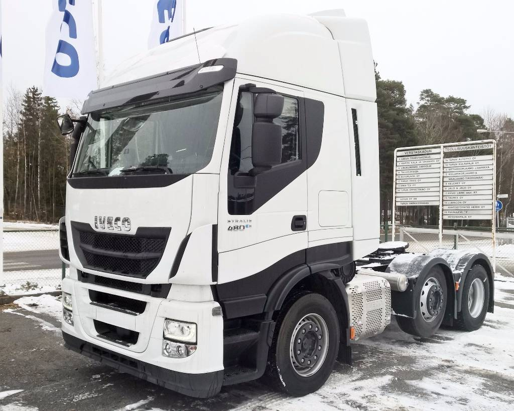 used iveco stralis as440s48 euro6 tx p tractor units year 2017 price 118 883 for sale. Black Bedroom Furniture Sets. Home Design Ideas