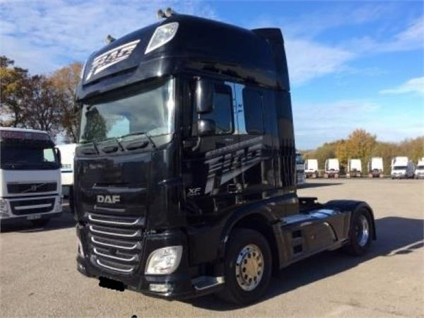 daf xf105 4x2 occasion volvo truck center atlantique nantes saint herblain cedex prix 43 000. Black Bedroom Furniture Sets. Home Design Ideas
