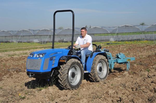 BCS VALIANT V650, Bouwjaar: 2014 - Tweedehands tractoren ...