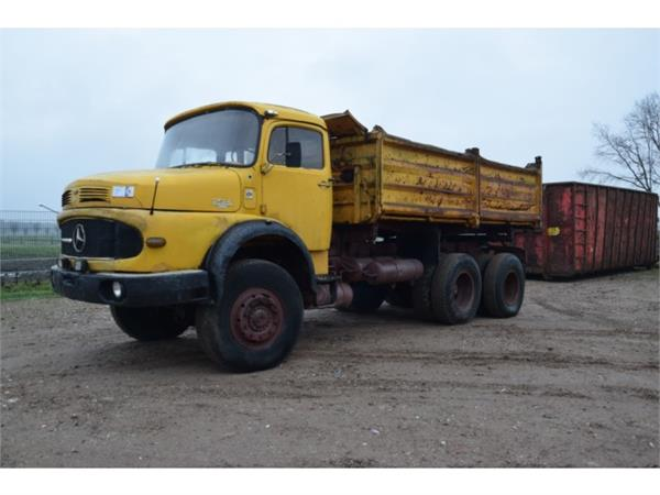 Used mercedes benz 2624 dump trucks year 1983 price for Used mercedes benz tipper trucks for sale in germany