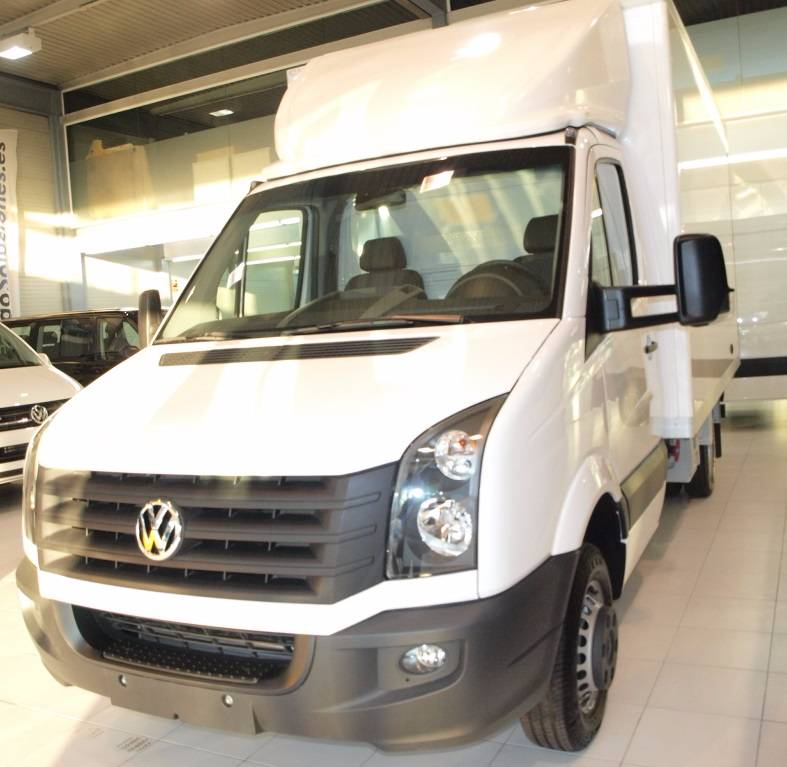 used volkswagen crafter temperature controlled year 2016. Black Bedroom Furniture Sets. Home Design Ideas