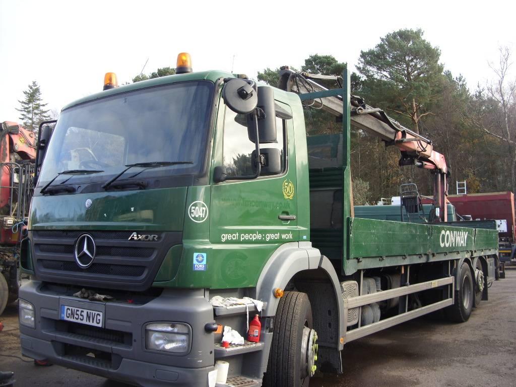 Mercedes benz 2535 united kingdom 2005 flatbed dropside for Mercedes benz united kingdom