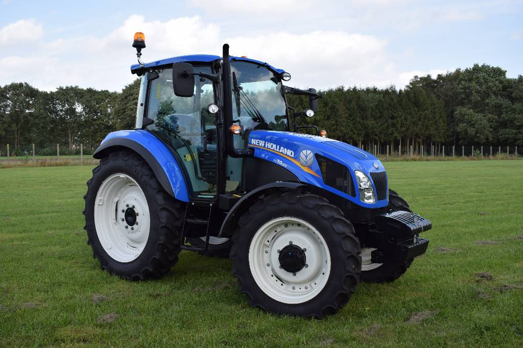 New holland t tractors price 39 902 year of for New holland 72 85