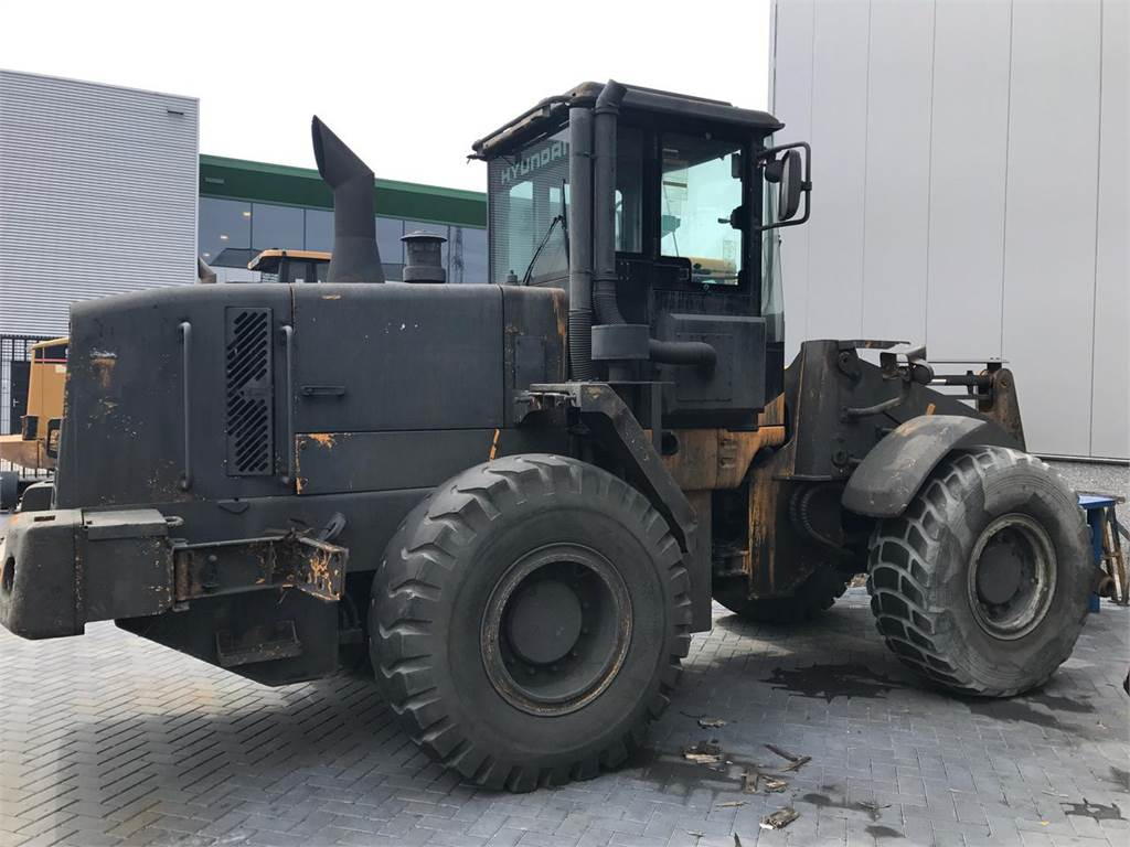 Hyundai HL740-7 (for parts)