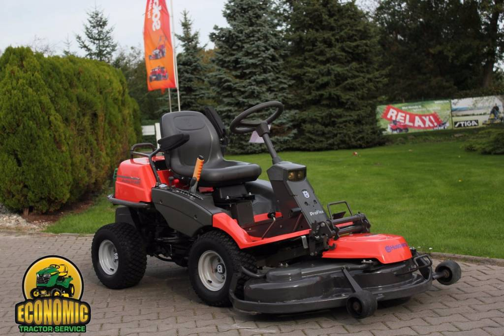 Used Husqvarna Pro Flex 21 Awd Riding Mowers Year 2005