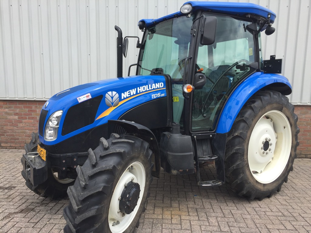New Holland Tractors Used : Used new holland td tractors year for sale