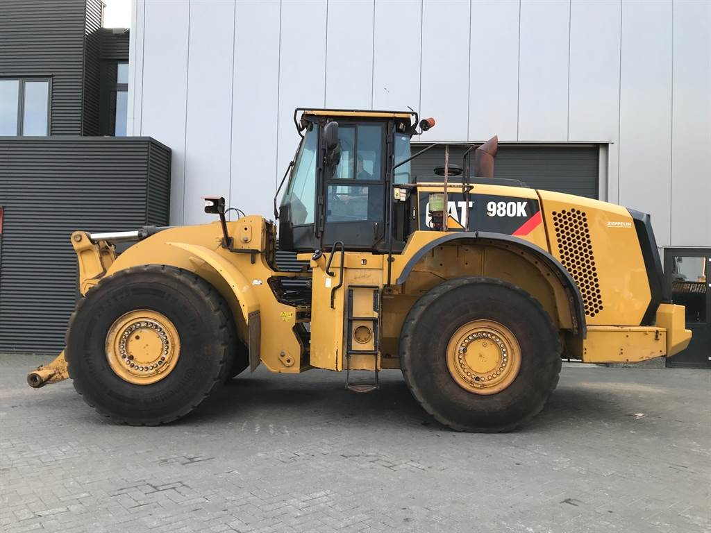 Caterpillar 980K (Year: 2014)