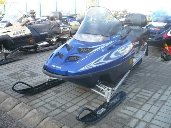 Used Polaris Classic Touring 600 2003 Reverse Electric