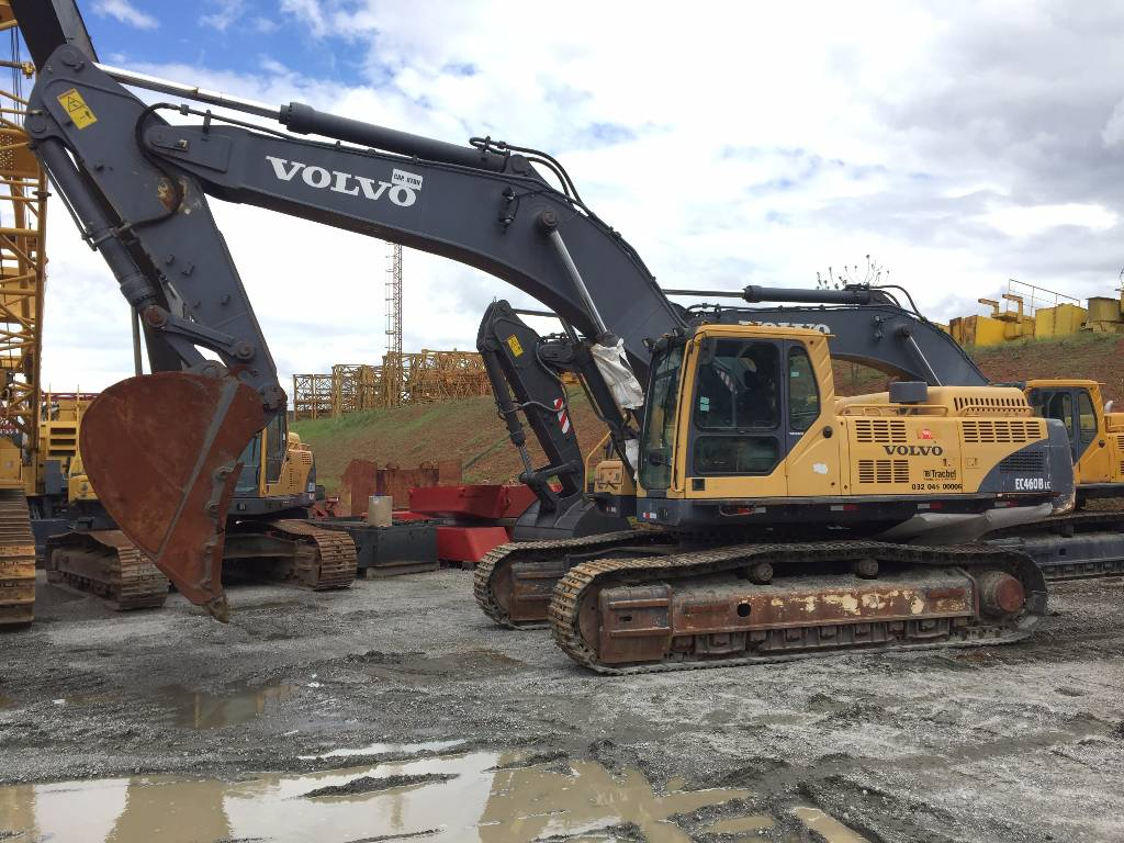 Used Volvo -ec460blc crawler excavators Year: 2007 Price: $82,184 for sale - Mascus USA