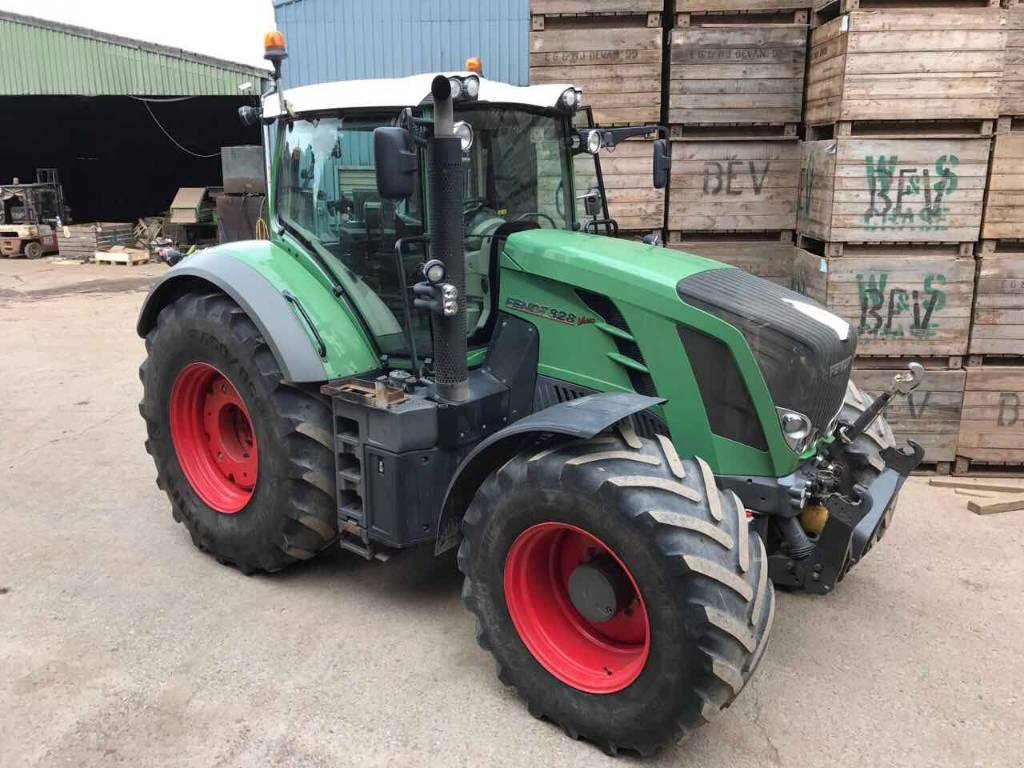 Used Tractors For Sale >> Used Fendt 828 Profi Plus tractors Year: 2014 Price: US$ 114,458 for sale - Mascus USA