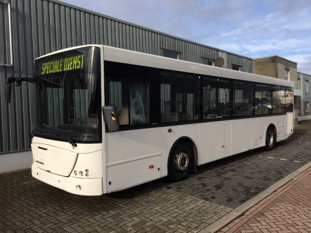 Used Jonckheere Transit 2000, 3x Available city bus Year: 2002 Price: $8,501 for sale - Mascus USA