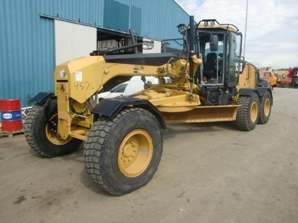 Used caterpillar 140m motor graders year 2008 for sale for Cat 140m motor grader specs